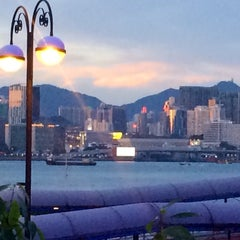 Photo taken at Harbour Centre 海港中心 by Tulip M. on 7/24/2014