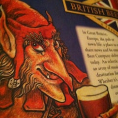 Photo taken at The British Beer Company by Justin W. on 7/11/2013