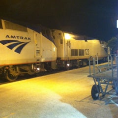 Photo taken at Amtrak Station Orlando by Chad B. on 2/12/2013