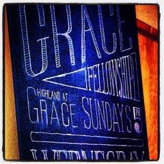 Photo taken at Grace Fellowship by Brandon Scott T. on 5/19/2013