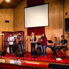 Photo taken at Grace Fellowship by Brandon Scott T. on 2/24/2013