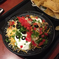 Photo taken at Moe's Southwest Grill by Alan L. on 4/18/2015