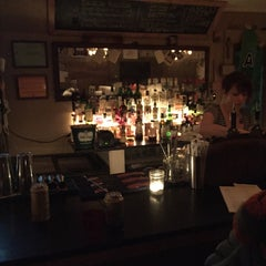 Photo taken at The Bar at 327 Braun Court by Peter W. on 10/24/2015