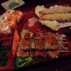 Photo taken at Oyama Japanese Steakhouse by Joshua M. on 1/11/2014