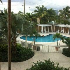 Photo taken at Courtyard Miami Aventura Mall by Miro M. on 1/21/2013