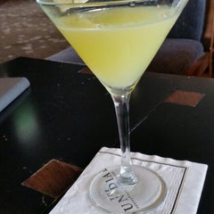Photo taken at Sun Dial Restaurant, Bar & View by Russell H. on 10/11/2014