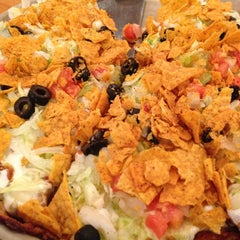 Photo taken at Happy Joe's Pizza by Tia B. on 11/21/2012