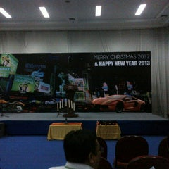 Photo taken at PT. Toyota Motor Manufacturing Indonesia (TMMIN) by Denny S. on 12/20/2012