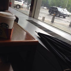 Photo taken at Starbucks by Hojung K. on 5/3/2015