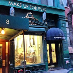 Photo taken at MAKE UP FOR EVER by Victor A. on 2/2/2013