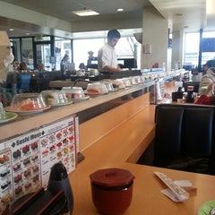Photo taken at Marinepolis Sushi Land by Skoog on 3/3/2013