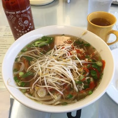 Photo taken at Pho Than Brothers by Jacob M. on 2/9/2015