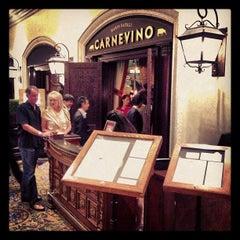 Photo taken at Carnevino by TaKa on 10/13/2012
