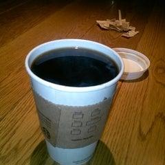 Photo taken at Starbucks by daniel h. on 10/21/2012