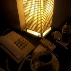 Photo taken at Orchardz Hotel by S Hafiza B. on 6/2/2012
