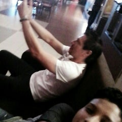 Photo taken at Cinemex Los Pinos by Devian O. on 8/13/2015