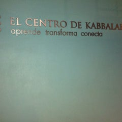 Photo taken at Centro de Kabbalah Tecamachalco by Jessica B. on 1/22/2015