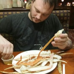 Photo taken at The Buffet @ Valley View Casino by Marie N. on 8/12/2014