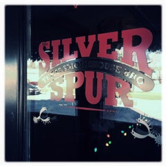 Photo taken at Silver Spur Texas Smokehouse BBQ by Patrice D. on 12/29/2014