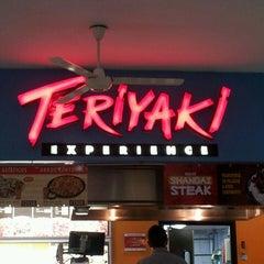 Photo taken at Teriyaki by David C. on 7/28/2013