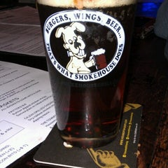 Photo taken at Smokehouse Tailgate - Grill by Kerri on 10/18/2012
