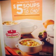 Photo taken at Bob Evans Restaurant by Alex G. on 1/15/2014