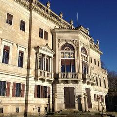 Photo taken at Schloss Albrechtsberg by Robert on 12/28/2012