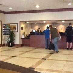 Photo taken at Atlantica Hotel by Margie D. on 10/17/2012
