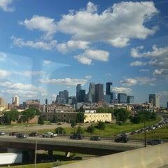 Photo taken at Downtown Minneapolis by IK.NEW on 8/11/2015