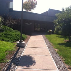 Photo taken at Perinton Town Hall by Mike B. on 8/9/2014