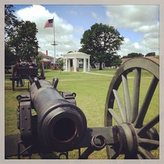 Photo taken at Fort Scott, KS by Michelle M. on 6/7/2014