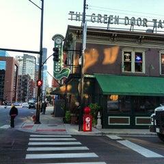 Photo taken at Green Door Tavern by Daniel Q. on 9/29/2012