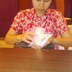 Photo taken at Solaria by fajar a. on 12/4/2014