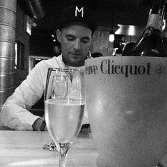 Photo taken at L'Écurie Bar et Table by Antoine S. on 5/26/2013