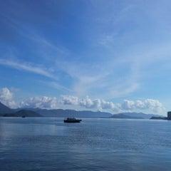 Photo taken at Ma Liu Shui Ferry Pier 馬料水渡輪碼頭 by Joanne on 8/24/2014
