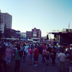 Photo taken at Decatur Celebration by Mark on 8/3/2013