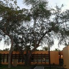 Photo taken at Tecnológico de Monterrey by Eduardo H. on 3/12/2013