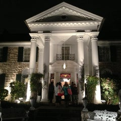 Photo taken at Graceland by Aly K. on 1/27/2013