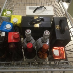 Photo taken at Systembolaget by Janne J. on 7/1/2015