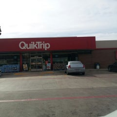 Photo taken at QuikTrip by Sonja C. on 11/15/2012