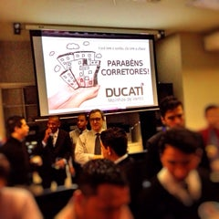 Photo taken at Imobiliária Ducati by Victória C. on 8/27/2015