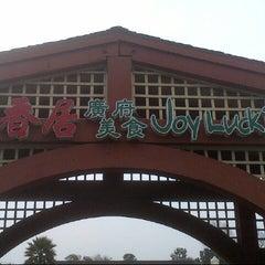 Photo taken at Joy Luck Palace by Thomas B. on 1/9/2013