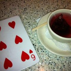 Photo taken at Café Bernardo Midtown by Michelle U. on 1/17/2013