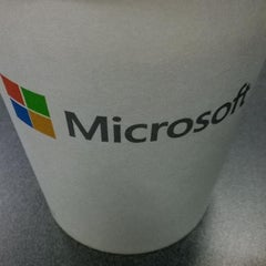 Photo taken at Microsoft Building 37 by Marcin B. on 11/4/2014