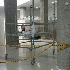 Photo taken at Aeropuerto Internacional Alfonso Bonilla Aragón (CLO) by Hugo C. on 7/4/2015