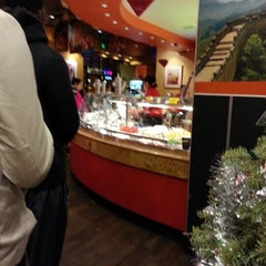 Photo taken at Panda Express by Amanda-Rae D. on 1/2/2013