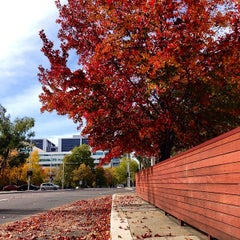 Photo taken at Jolimont Tourist Centre by jing s. on 4/29/2014