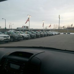 Photo taken at Le Mieux & Son Toyota by Olivia N. on 3/14/2013