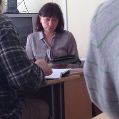 Photo taken at Школа №7 by Игорь С. on 4/17/2014