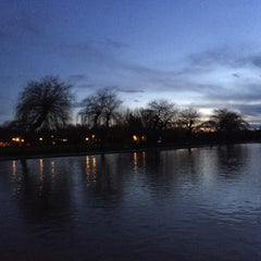 Photo taken at Stratford-upon-Avon by James B. on 1/10/2016